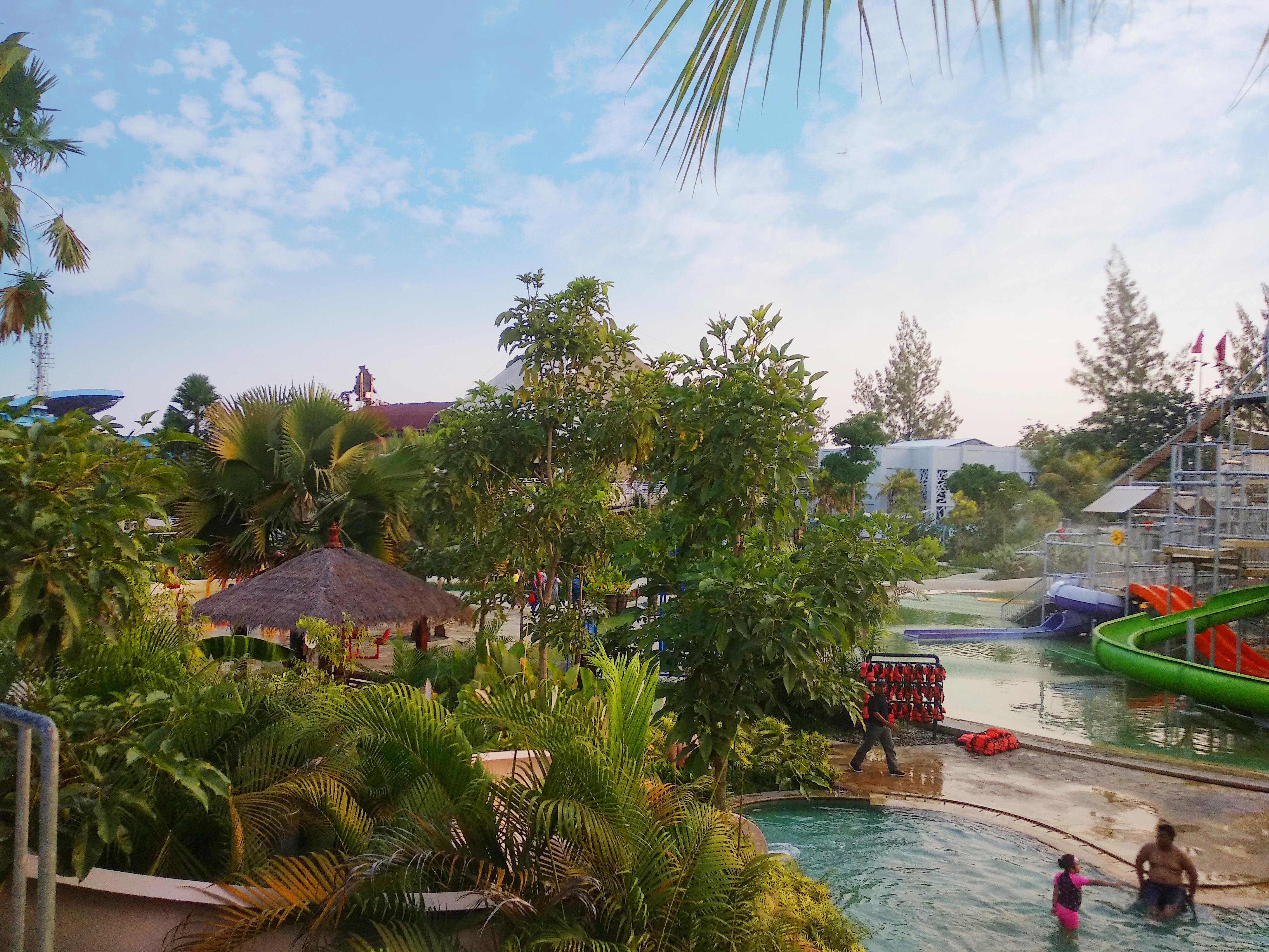 Fun Day In Jogja Bay Pirates Adventure Waterpark