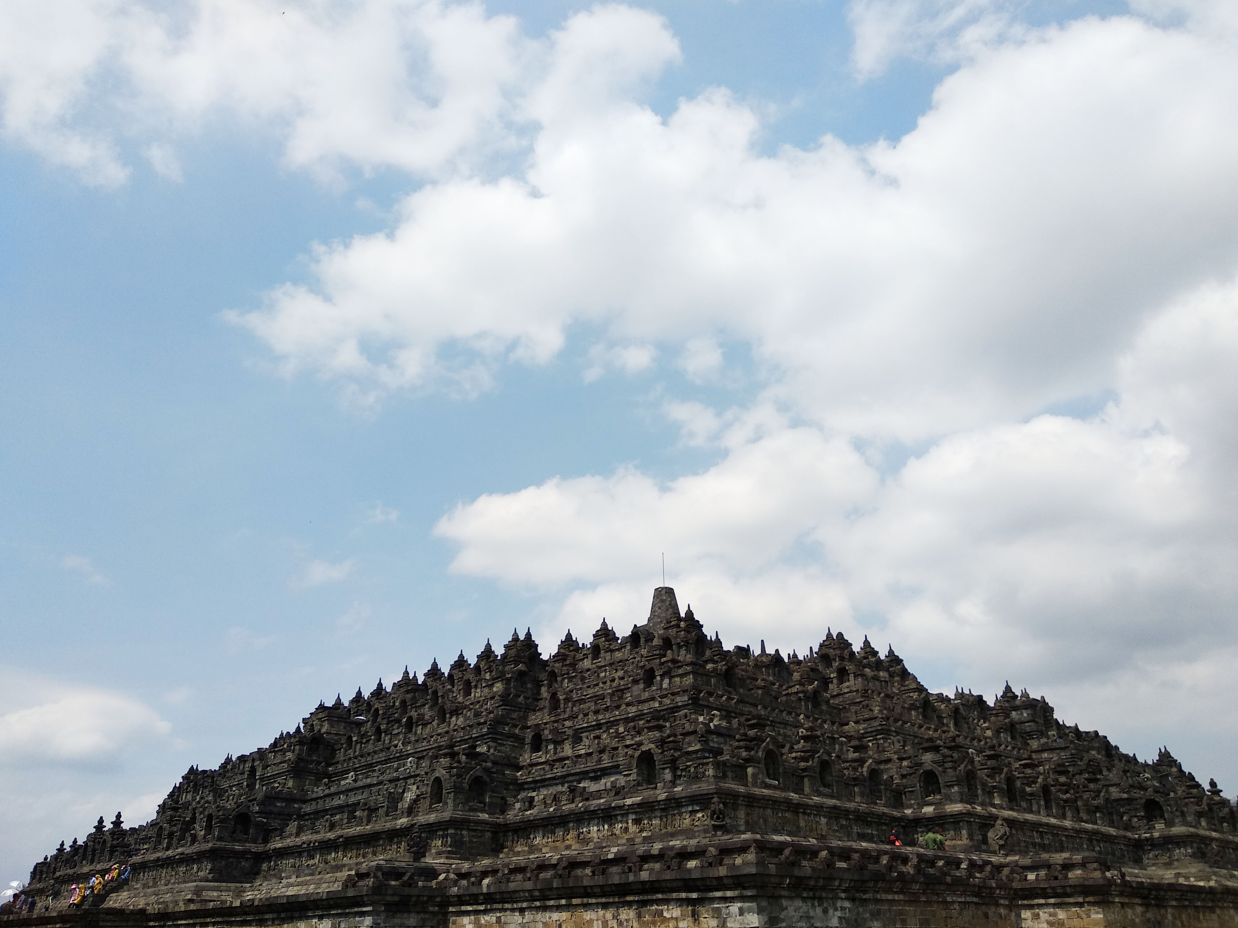 Time Traveling In The Mesmerizing Borobudur Temple