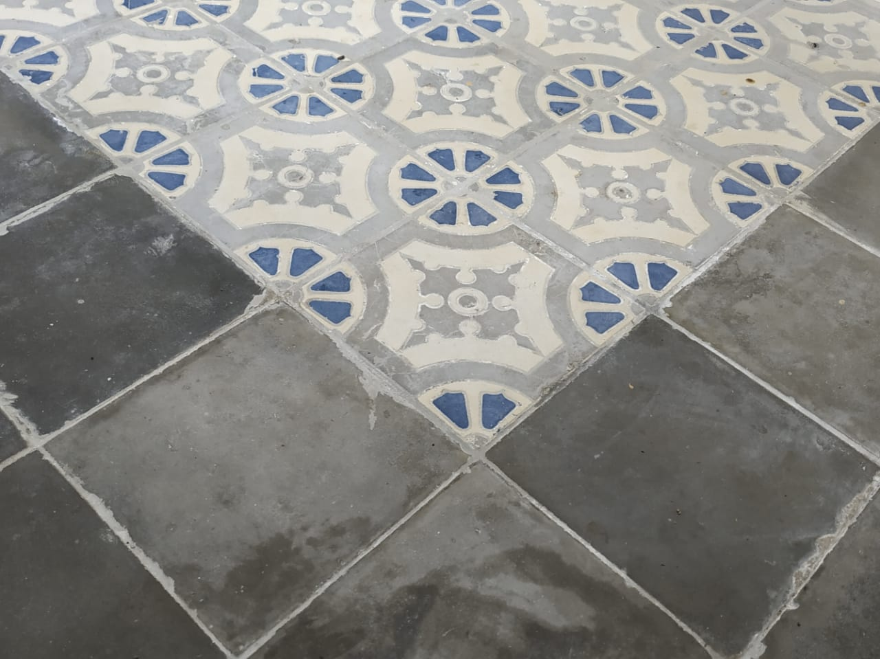 Our Hunting Story for Authentic Handmade Cement Tiles